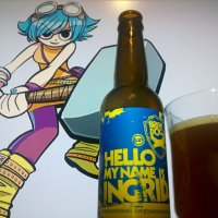 Hello my name is Ingrid by Brewdog