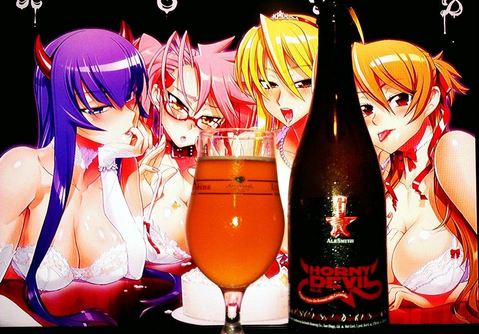 Horney devil beer