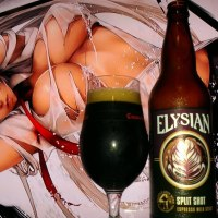 Split Stout by Elysian