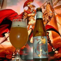 Antigoon by Robert Wiedmaier, brewed at Brouwerij De Musketiers