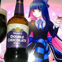 Young's Double Chocolate Stout by Wells & Young