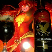 Art of Darkness by Ommegang  (New Label)