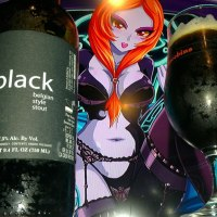 Allagash Black by Allagash Brewing (1 year Aged)