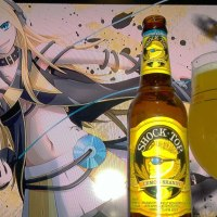 Shock Top Lemon Shandy by Anheuser-Busch, Inc