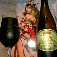 Hunahpu's Imperial Stout 2012 by Cigar City Brewing
