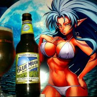 Blue Moon Agave Nectar Ale by Coors Brewing