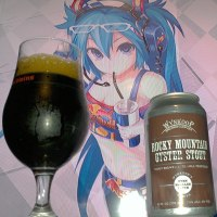 Rocky Mountain Oyster Stout by Wynkoop Brewing (April Fools Ed.)