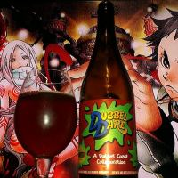 Dubbel Dare (Dubbel Coast) collaboration between Cigar City and Alesmith