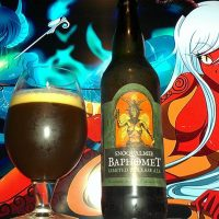 Baphomet 15th Anniversary Ale by Snoqualmie brewing