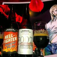 Hellfighter & BBA 007 Hellfighter by Karbach Brewing (Dual Review Special)