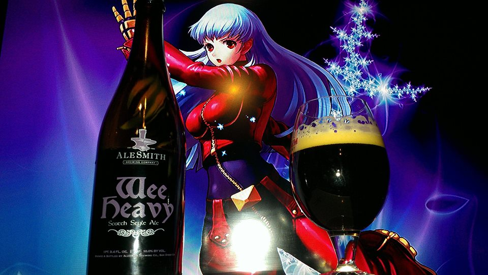 KOF | Brewerianimelogs (Anime and Beer Lore)