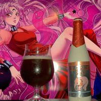 Delirium Red by Brouwerij Huyghe