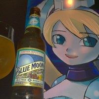 Blue Moon Cinnamon Horchata Ale by Coors Brewing