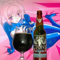 Stone Coffee Milk Stout by Stone brewing