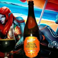 2014 Preservation Series Ignis Fatuus by The Bruery