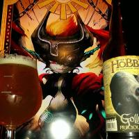 The Hobbit Gollum Precious Pils by Fish Tale Brewing