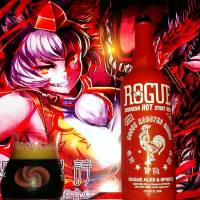 Sriracha Hot Stout Beer by Rogue brewing