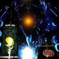 2014 Black Damnation III Black Mes by De Struise Brouwers