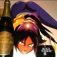 2015 Chocolate Rain by the Bruery