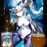 Beer# 31 Ume Umai (Delicious Plum) by Gigantic brewing