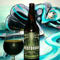 2014 Tequila Barrel Aged Mexican Cake by West Brook brewing (Halloween Review)