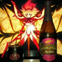 Wineification III (Mardi Rouge III?) collaboration with The Bruery and Fess Parker winery and vineyard