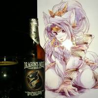 2015 Dragon's Milk by New Holland brewing