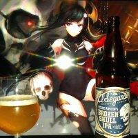 Steve Austin's Broken Skull IPA by El Segundo brewing