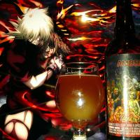 Amber Smashed Face Colaboration by Cannibal Corpse and Three Floyds