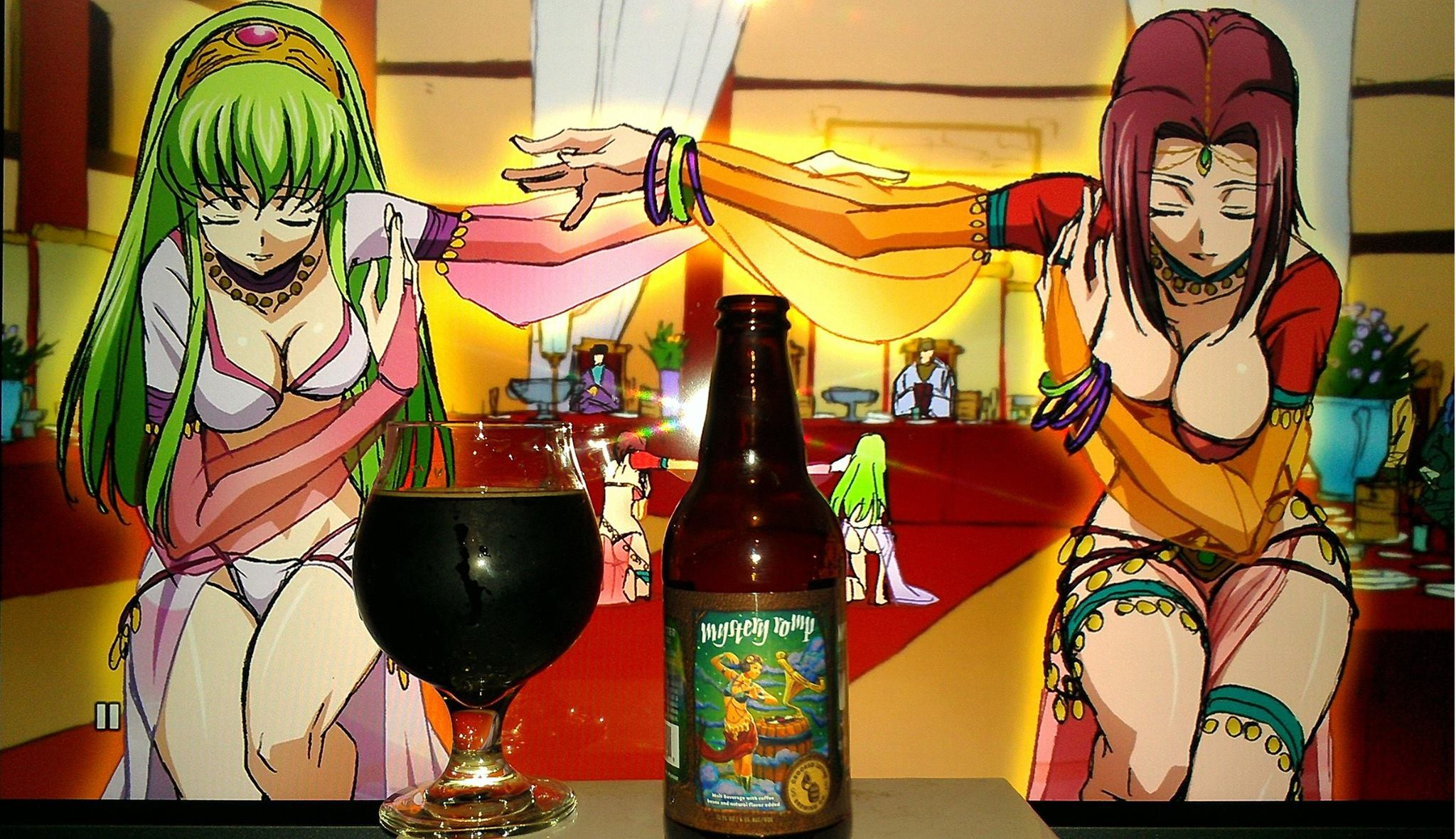crooked letter brewing c c brewerianimelogs anime and lore 21249 | 12716062 10103065595978050 1746178879695130741 o