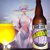 Aurora Hoppyalis IPA by Karl Strauss brewing