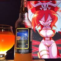 SPACE Bloody Orange Craft Cider By ACE California Cider Company
