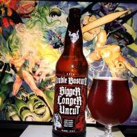 Double Bastard Bigger Longer Uncut by Stone/Arrogant Brewing