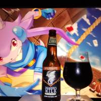 Dragon's Milk Reserve Coconut Rum Barrel Stout by New Holland brewing