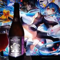 Strawberry & Cranberry Three Philosophers by Brewery Ommegang