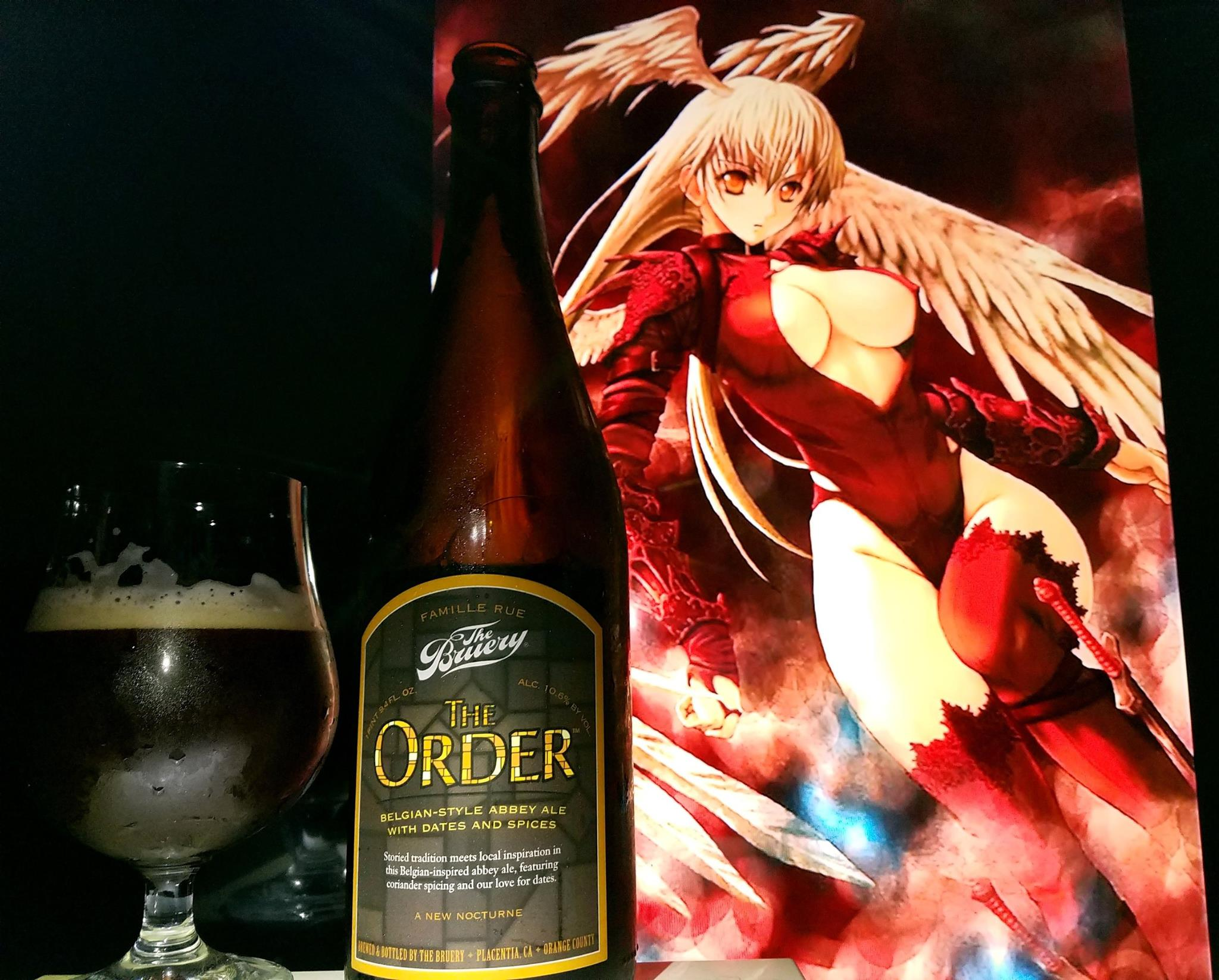 High Seraph Altima Brewerianimelogs Anime And Beer Lore