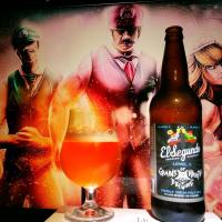 Super Beer Bros - Level 1 collaboration by El Segundo and Grains of Wrath brewing