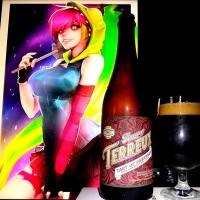 2017 Tart of Darkness with Raspberry and Cacao by The Bruery Terreux