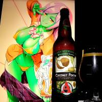 Botanicals & Barrels Series: Coconut Porter by Avery Brewing