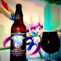 Barrel Aged Unicorn Tears collaboration by Fremont brewing and Perennial Artisan Ales