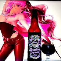 Neapolitian Dynamite collaboration by Stone Brewing, Abnormal Beer Co, Paul Bisckeri and Patrick Martinez