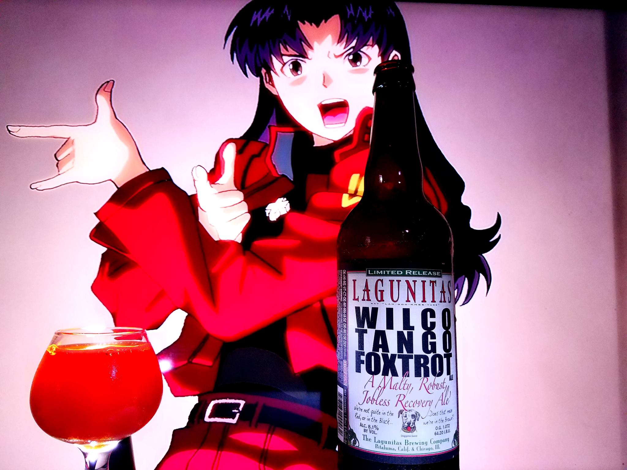 Lagunitas Brewing | Brewerianimelogs (Anime and Beer Lore)