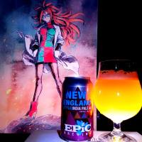 New England IPA by Epic Brewing Co.
