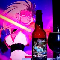 Coffee Bourbon Barrel Oil of Aphrodite by Jackie O's brewing