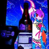 MXYZPTLK collaboration by Bottle Logic and J. Wakefield Brewing