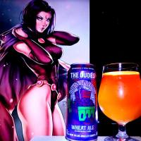 Juicebox Series: Boysenberry Wheat Ale by The Dudes' Brewing Company