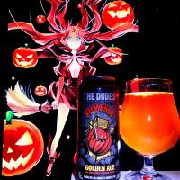 Juicebox Series: Golden Pumpkin Ale by The Dudes' Brewing Company