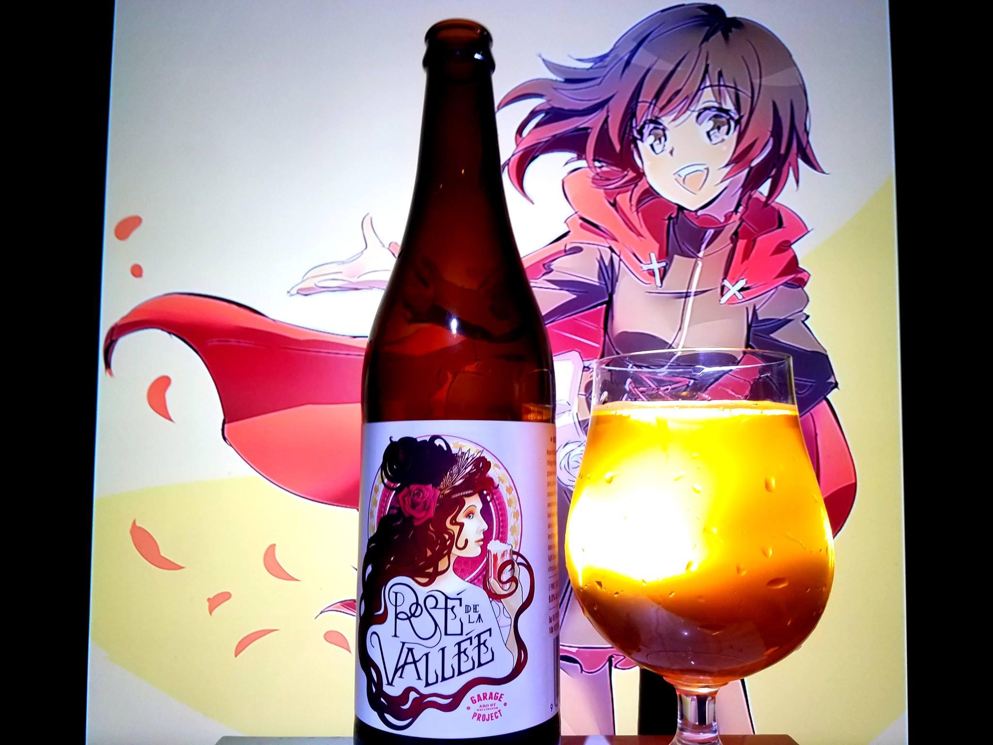 Ros de la vall e by garage project brewerianimelogs anime and beer lore - Garage de la vallee pouzauges ...