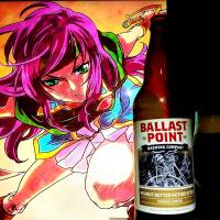 Peanut Butter Victory at Sea by Ballast Point Brewing Company