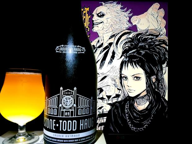 Stone Brewing Brewerianimelogs Anime And Beer Lore